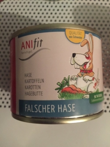 ANIfit Falscher Hase
