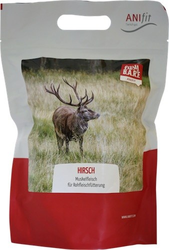 Anifit Easy Barf Hirsch